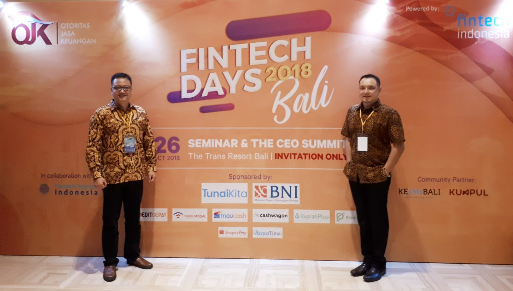 Fintech Day October 2018, Bali